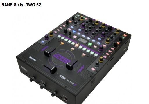 广州市亚歌电声设备有限公司:莱恩RANE SixtyTWO62混音台