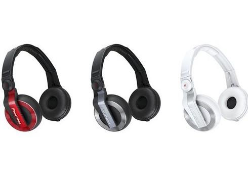 广州市亚歌电声设备有限公司:先锋HDJ500DJ耳机