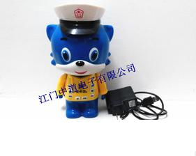 代理D8蓝猫儿童智能故事机 4G大容量下载更新