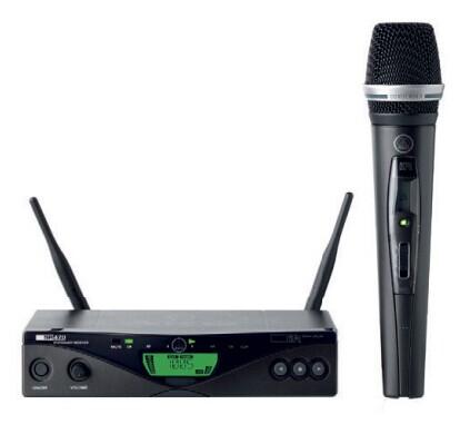 广州市亚歌电声设备有限公司:AKGWMS470人声套装 D5专业级多通道无线话筒