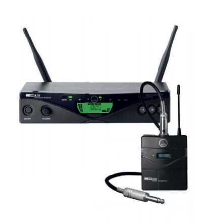 广州市亚歌电声设备有限公司:AKGWMS470吉他套装专业级多通道无线话筒系统