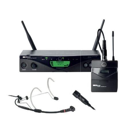 广州市亚歌电声设备有限公司:AKGWMS470演讲者套专业级多通道无线话筒