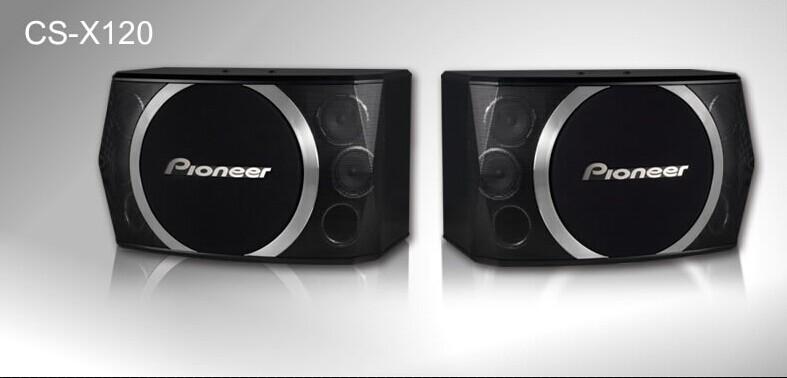 广州市亚歌电声设备有限公司:Pioneer先锋CS-X120卡拉OK会议KTV唱歌