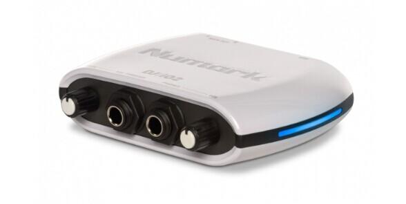 广州市亚歌电声设备有限公司:露玛NUMARK DJ iO 2路USB接口声卡