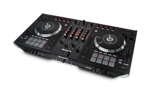 广州市亚歌电声设备有限公司:露玛NUMARKNS7 II DJ控制器