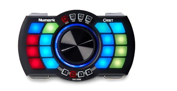 广州市亚歌电声设备有限公司:NUMARKORBIT世界上第一款无线手持DJ 控台