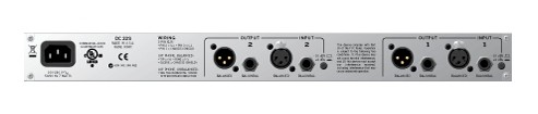 广州市亚歌电声设备有限公司:莱恩 DC22S 双通道的动态压缩器