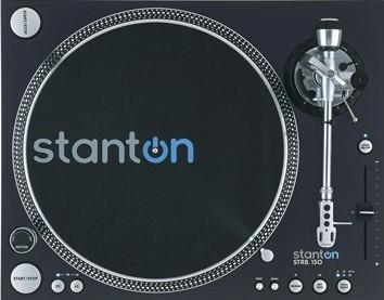 广州市亚歌电声设备有限公司:士丹顿STR8.150DJ黑胶机