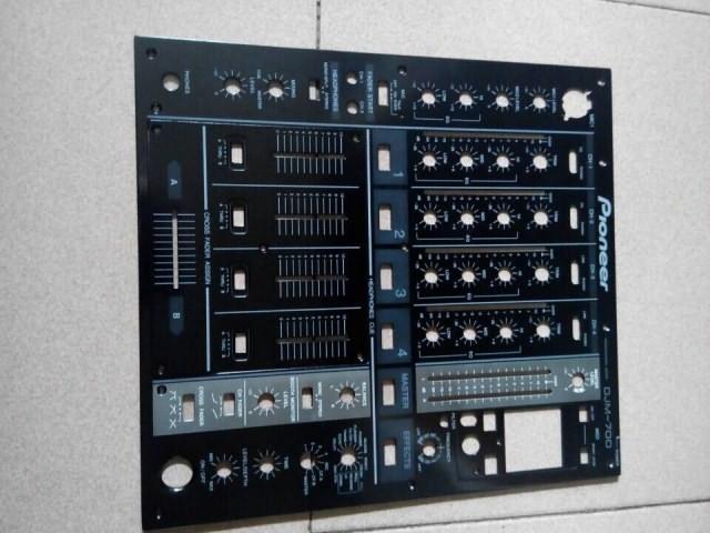 广州市亚歌电声设备有限公司:先锋DJM800面板