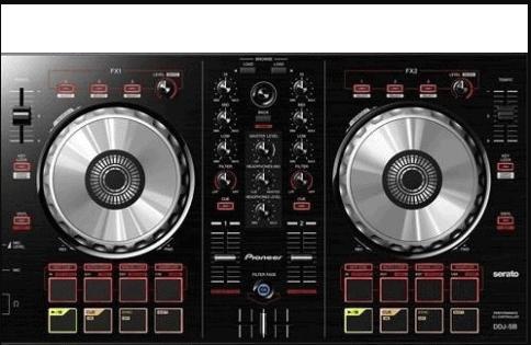广州市亚歌电声设备有限公司: 先锋Pioneer DDJ-SB2 DJ控制器打碟机