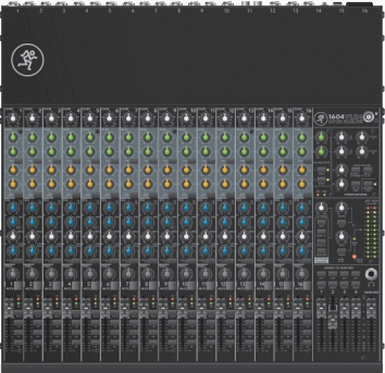 RunningMan 美奇1604VLZ416路4编组紧凑型调音台图