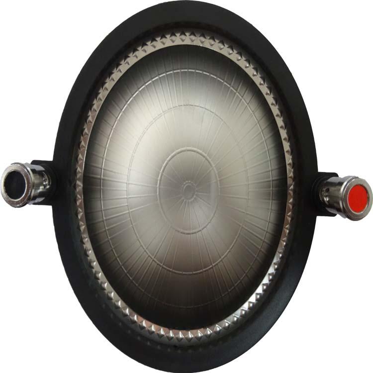 广州银结电声器材有限公司:100芯长支架钛膜组件:ZJ100-11B-500A