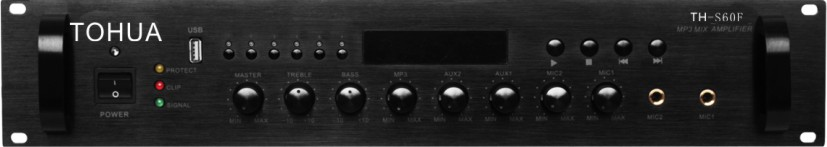 MP3音源功放一体机(系列)TH-S60