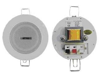 霍尼韦尔TK-AUDIO TKC-718 小型天花喇叭,吸顶扬声器