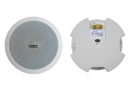 霍尼韦尔TK-AUDIO TKC-729/5 吸顶天花扬声器(同轴音,带后罩)