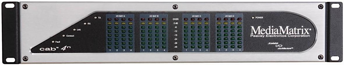 peavey CAB 4n 网络矩阵 音频矩阵 媒体矩阵 会议矩阵  专业音响 音频处理器图