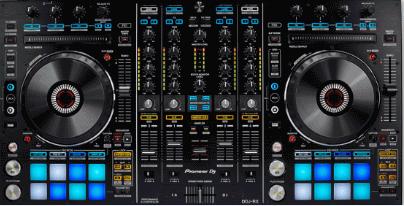 广州市亚歌电声设备有限公司:先锋DDJ-RX DJ打碟控制器