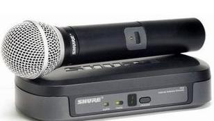 广州市亚歌电声设备有限公司:舒尔PG24/PG58 无线话筒全新行货