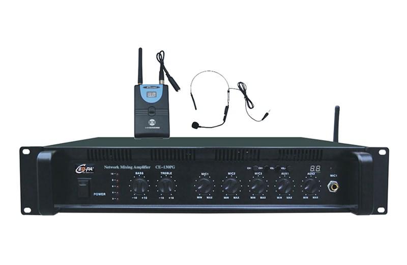 广州市西派电子科技有限公司:西派 IP网络广播 2.4G网络功放