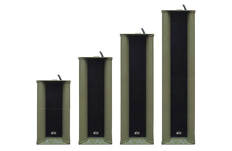 广州市西派电子科技有限公司:公共广播扬声器 室内外防水音柱
