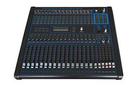 广州市西派电子科技有限公司:专业数字调音台 西派专业音响系统