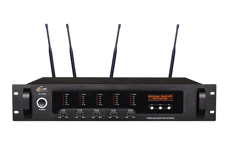 广州市西派电子科技有限公司:西派 无线会议系统 无线列席单元