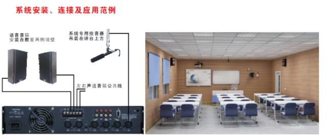 教学扩声系统