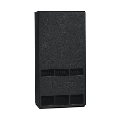 """山东美音美视信息技术有限公司:Apart:SUB2400 无源双10""""次低音扬声器"""