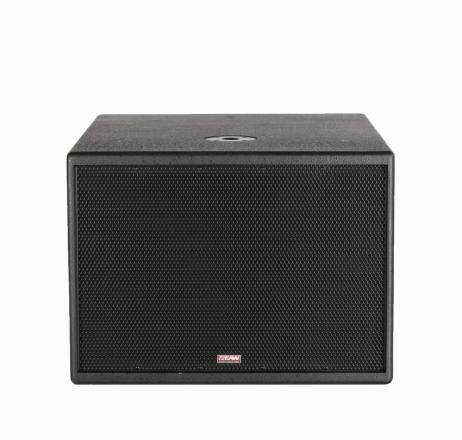 """山东美音美视信息技术有限公司:Apart:SUB2201紧凑型10""""无源次低音音箱"""