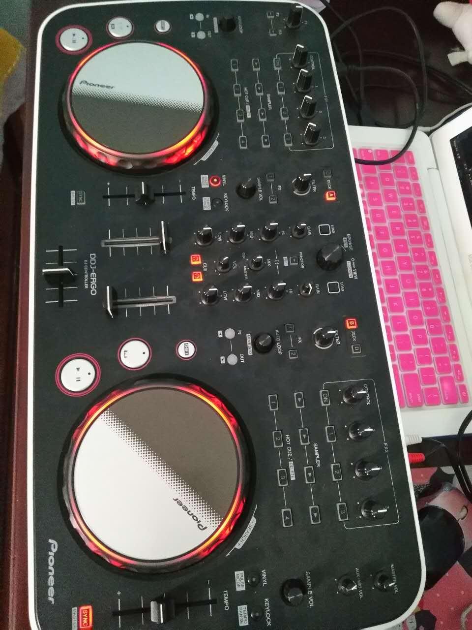 广州市亚歌电声设备有限公司:先锋DDJ-ERGO控制器