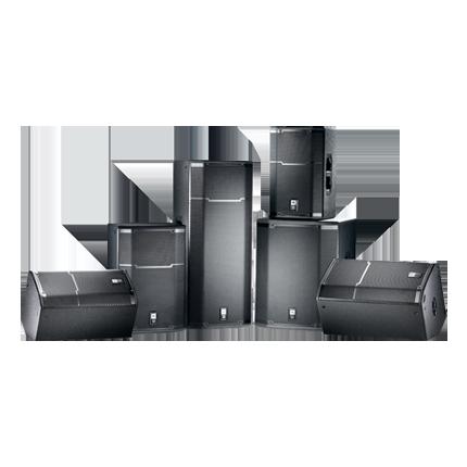 JBL音响:PRX418S PRX400系列