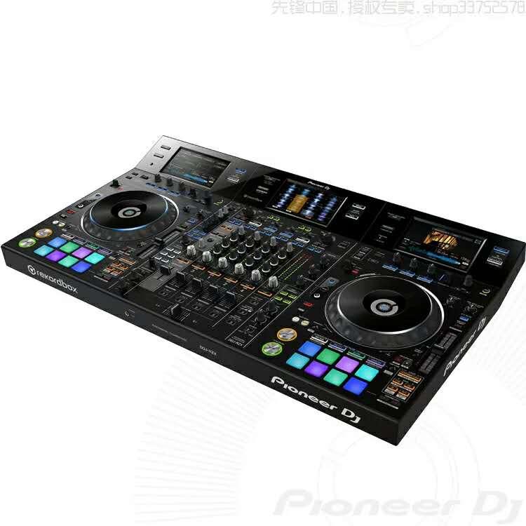 PIONEER/先锋DDJ-RZX4轨DJ旗舰控制器rekordbox video7寸彩色大屏