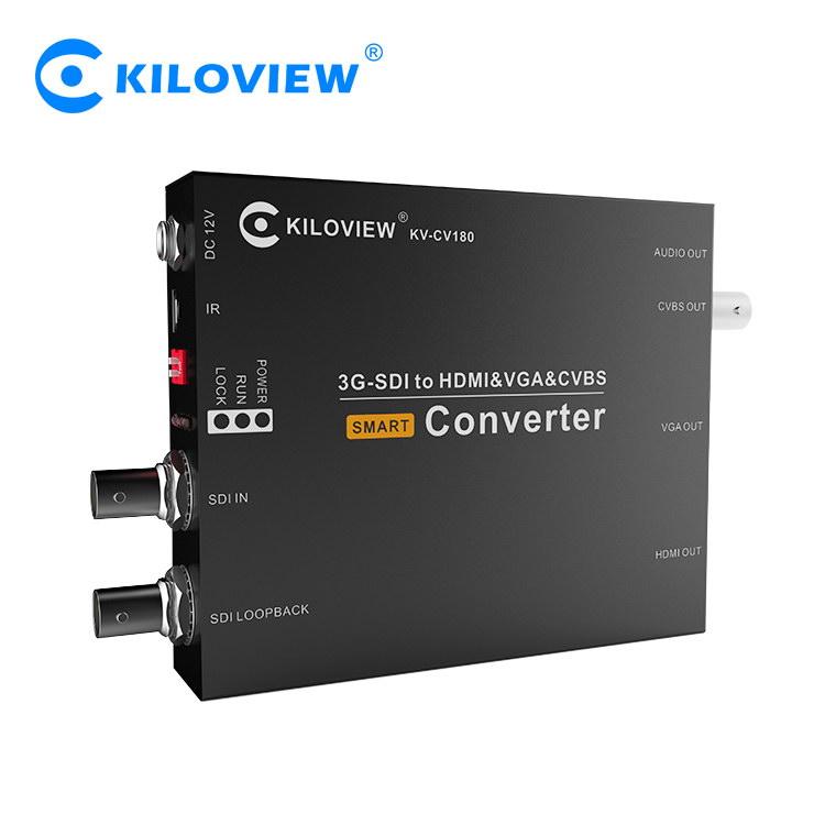 SDI转HDMI/VGA/AV(CVBS)视频转换器