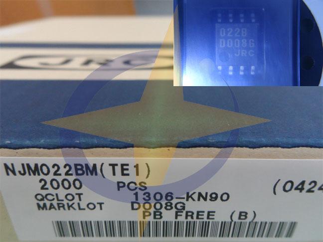 深圳市蓝信伟业电子有限公司:NJM022BM-TE1