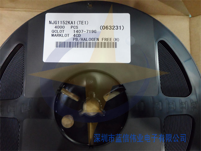 深圳市蓝信伟业电子有限公司:NJG1152KA1-TE1