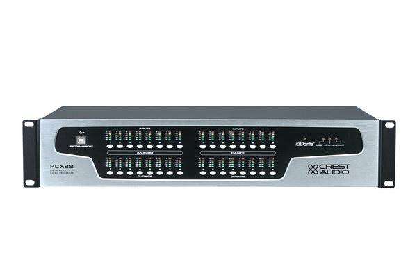 PCX88音频处理矩阵