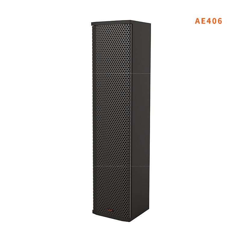 LAX:AE406音箱  紧凑型现场演绎系统